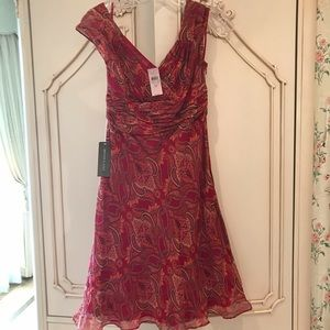 Ann Taylor Floral Dress Never Worn With Tags